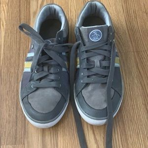 An Original Penguin Gray Sneaker